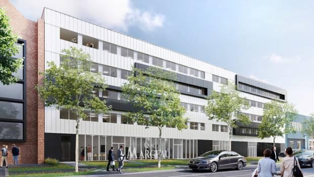 Legendre Immobilier réaménage le quartier des Docks au Havre