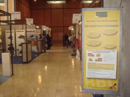 Salon de la ma trise d uvre 2009 les prescripteurs - Salon eco construction ...