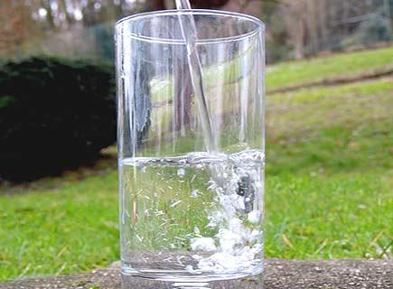 Pollution de l'eau potable en Alsace