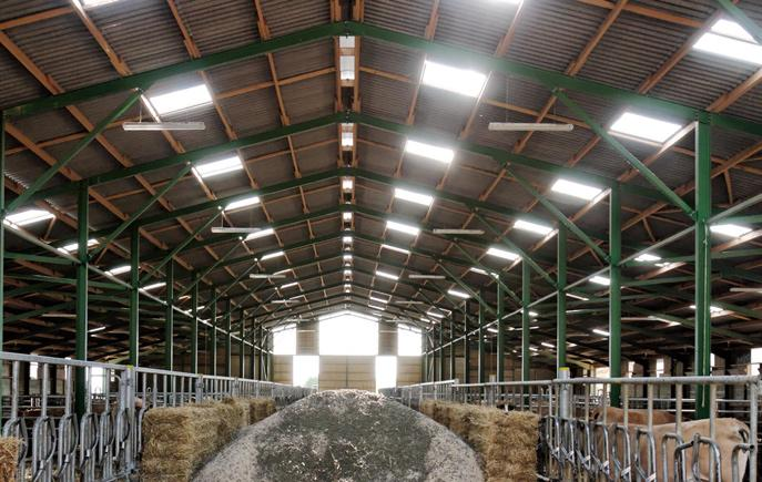 Batiment agricole photovoltaique edf tableau isolant thermique - Hangar photovoltaique agricole ...