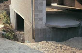 un mortier d imperm abilisation par min ralisation construction cayola. Black Bedroom Furniture Sets. Home Design Ideas