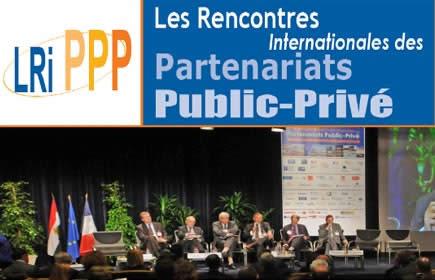 rencontres internationales des Partenariats Publics Privés 2016 ...