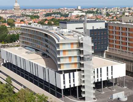 extension du centre hospitalier de boulogne sur mer construction cayola. Black Bedroom Furniture Sets. Home Design Ideas