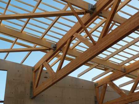 Construction bois lca sur un chantier hqe en vend e for Lca construction
