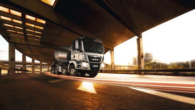 man optimise la charge utile sur ses camions euro 6 construction cayola. Black Bedroom Furniture Sets. Home Design Ideas