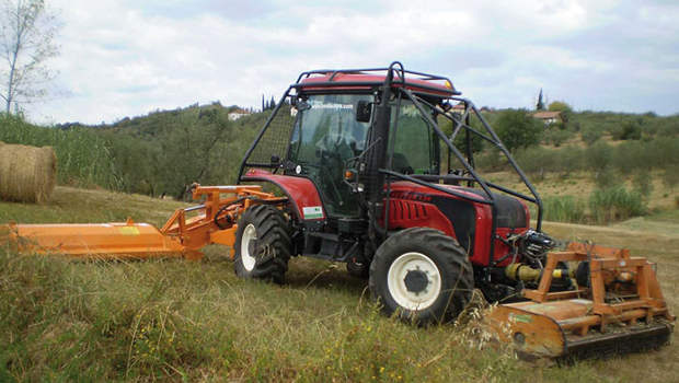 afr france lance son tracteur  u00e0 pente better 130