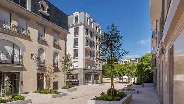 rueil malmaison se dote d un nouveau programme immobilier construction cayola. Black Bedroom Furniture Sets. Home Design Ideas