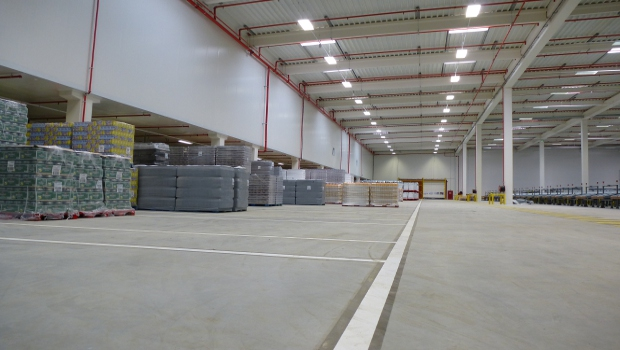 b ziers cemex fournit 16 000 m3 de b ton intermarch construction cayola. Black Bedroom Furniture Sets. Home Design Ideas