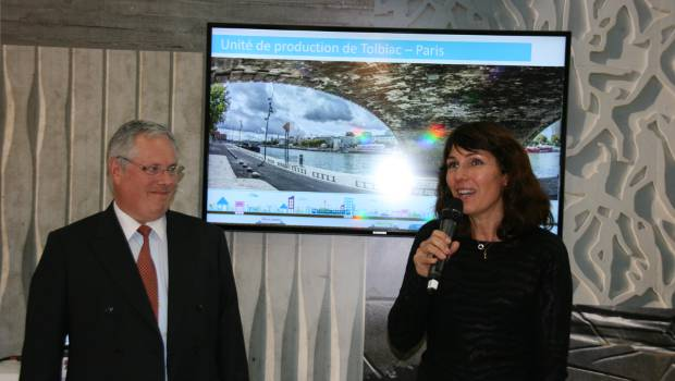 Planète Béton remet le prix de l'intégration urbaine à Holcim - Construction Cayola