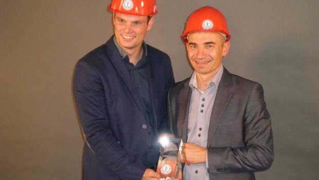 Alphi remporte le « Trophée Tous concernés » pour son Monte-tour - Construction Cayola
