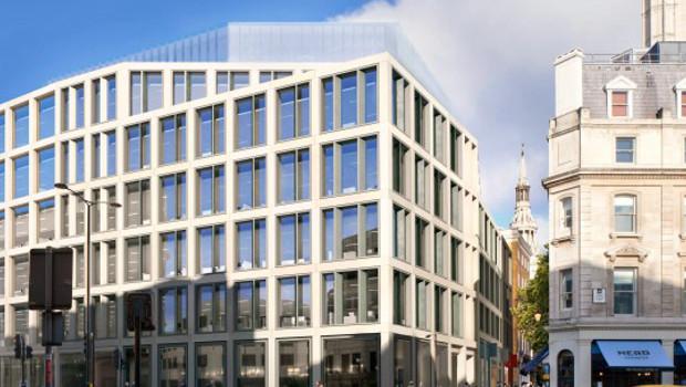Londres bouygues uk remporte un contrat 34 m for Nouveau batiment londres