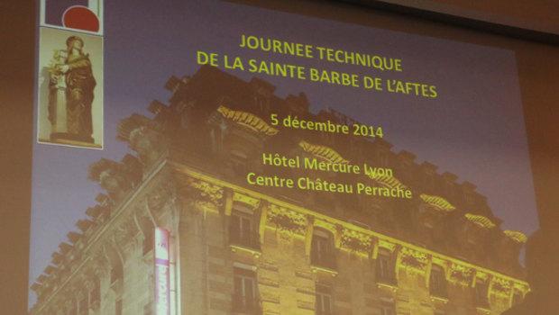 Lyon : l'AFTES en journée technique pour la Sainte-Barbe - Construction Cayola