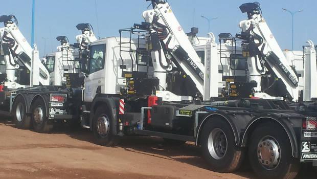 Marrel accélère encore à l'export - Construction Cayola
