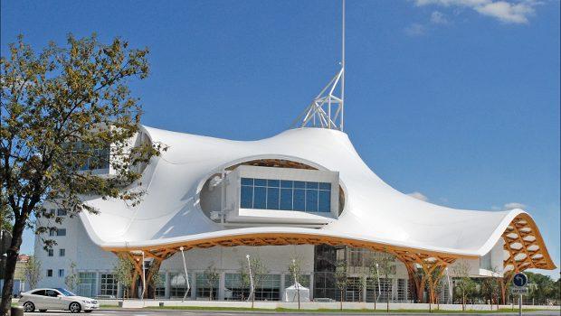 Metz : le centre commercial Muse se dessine - Construction Cayola