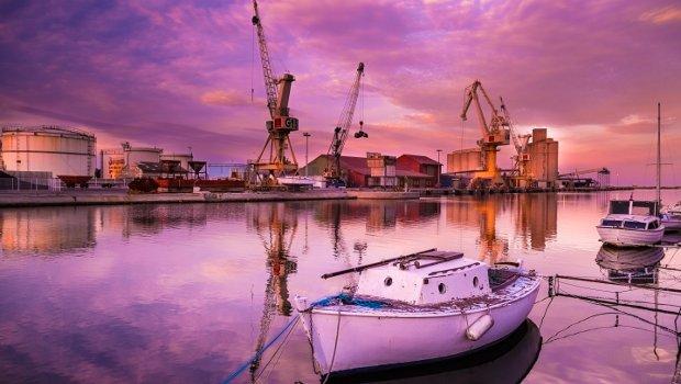 Languedoc Port-la-Nouvelle verra son port de commerce naître - Construction Cayola