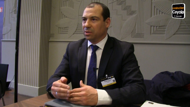 AMCS technologies sera présent sur Intermat - Construction Cayola