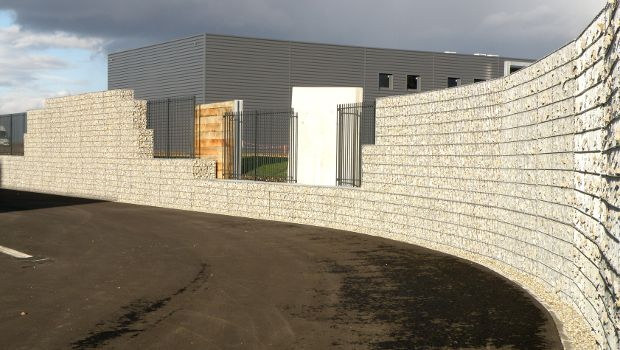 Gabions construction dun mur en pierre prix belgique dcoratif - Prix construction mur en pierre ...