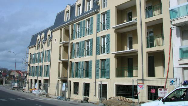 En aquitaine le logement neuf porte le secteur de la for Construction logement neuf