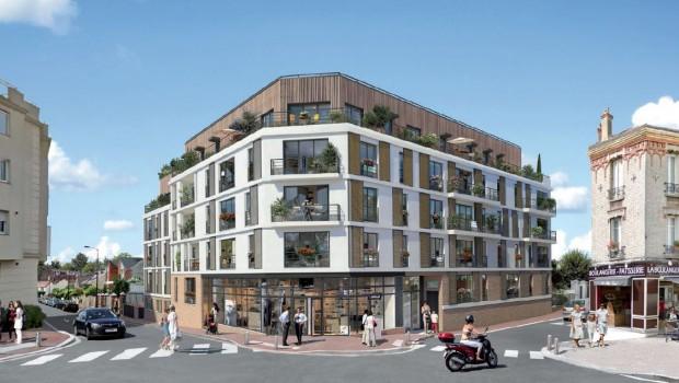 Viroflay accueille 57 nouveaux logements en centre ville for Piscine viroflay