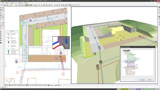 geomensura pr pare une v9 de son logiciel phare mensura construction cayola. Black Bedroom Furniture Sets. Home Design Ideas