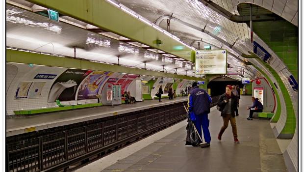 Paris La Ligne Sera équipée De Portes Palières Dici - Portes palières