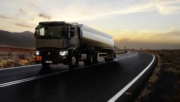 renault trucks t moins de consommation et plus de charge utile construction cayola. Black Bedroom Furniture Sets. Home Design Ideas
