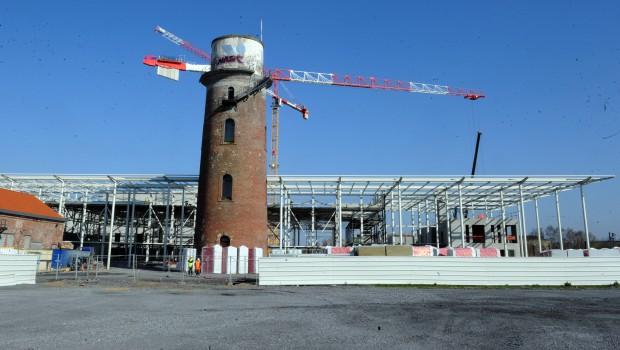 Valenciennes le chantier du centre des congr s se - Office des oeuvres universitaires pour le centre ...