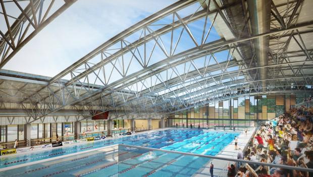 Aix en provence spie batignolles r habilitera la piscine for Cash piscine venelles