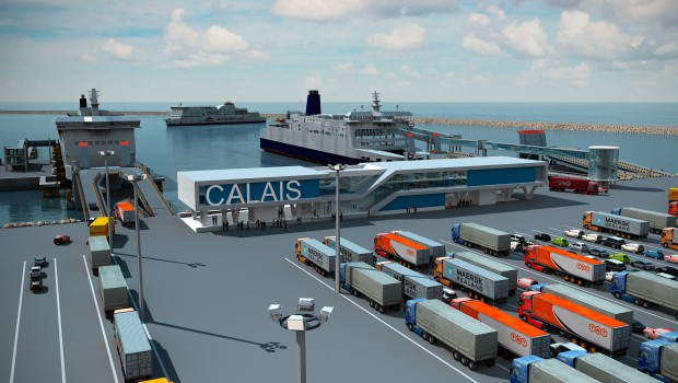 Calais port 2015 se concr tise construction cayola for Chambre de commerce calais