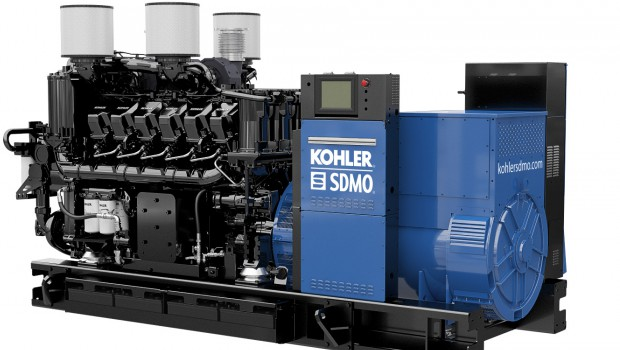 Kohler Mail: Groupes électrogènes : Kohler-SDMO à L'assaut Des Grosses