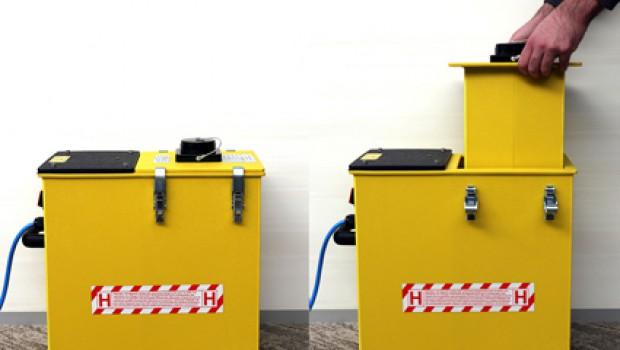 cp5 changepac de lapro l 39 aspirateur compact cartouches construction cayola. Black Bedroom Furniture Sets. Home Design Ideas