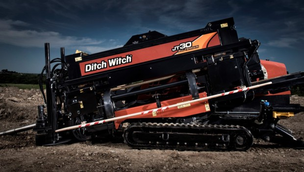 Gendry Forage possède une nouvelle foreuse Ditch Witch