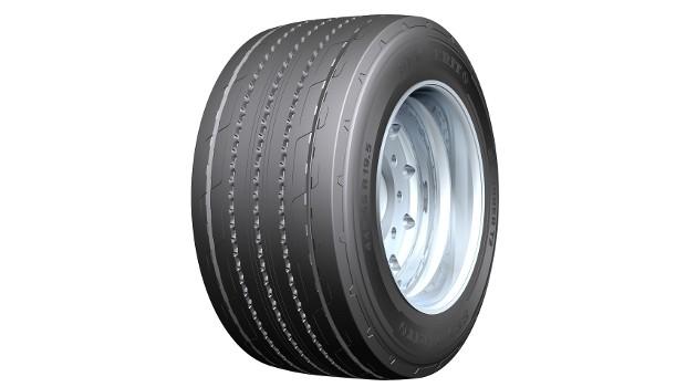 semperit propose un pneu pour remorques et semi remorques construction cayola. Black Bedroom Furniture Sets. Home Design Ideas