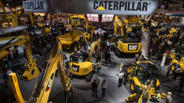 CONEXPO-CON/AGG: Caterpillar's Beyond The Iron