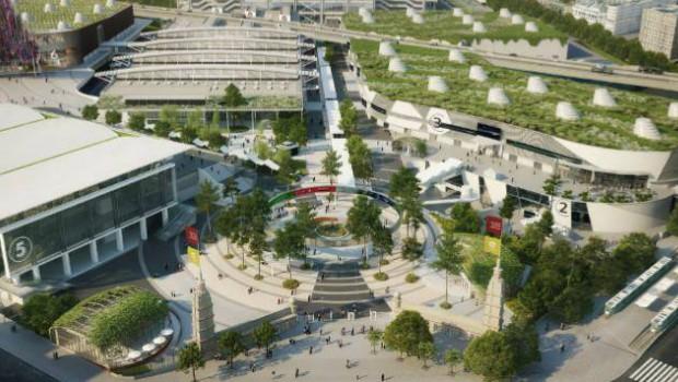 La mue continue pour paris expo porte de versailles - Porte de versailles parc des expositions ...