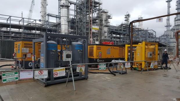 Atlas Copco provides 100% oil-free compressors for refinery in Vietnam