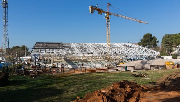 La piscine yves blanc aix en provence se modernise for Piscine yves blanc aix en provence