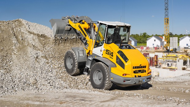 New Stereoloaders with a maximum speed by Liebherr