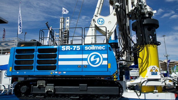 Soilmec showcases its industry 4.0 system