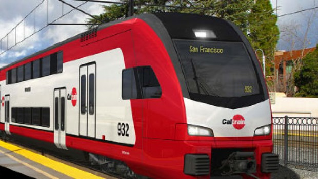Funding almost secured for Caltrain rail electrification project in California