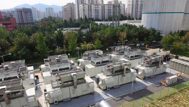 Doosan opens new fuel cell plant in Korea