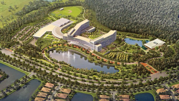 Groundbreaking of $400M learning & innovation facility in Florida