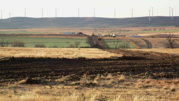 USA: New Wind farm breaks ground in Oklahoma