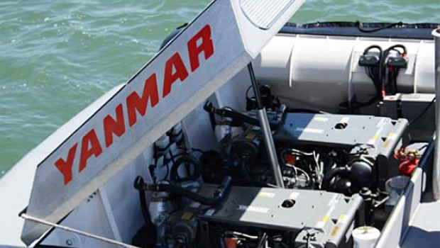 Yanmar sails towards 35th America's Cup