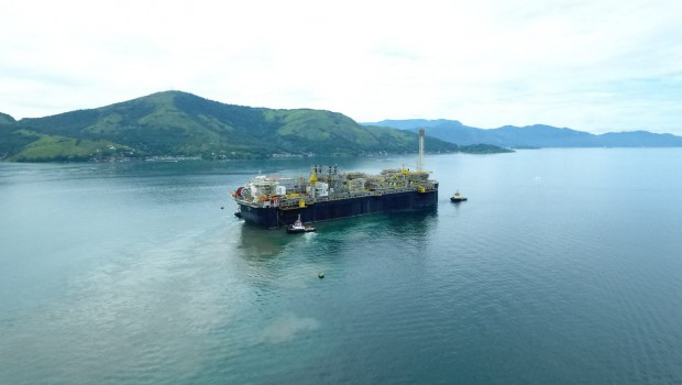 Shell undertakes deep-water production in Brazil