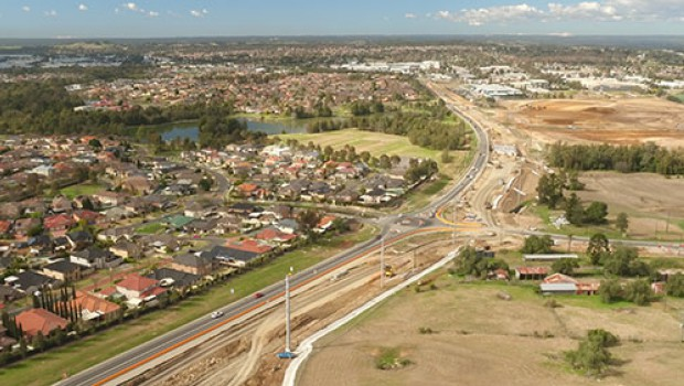 Lendlease selected as constructor for $1.6bn road project in Australia