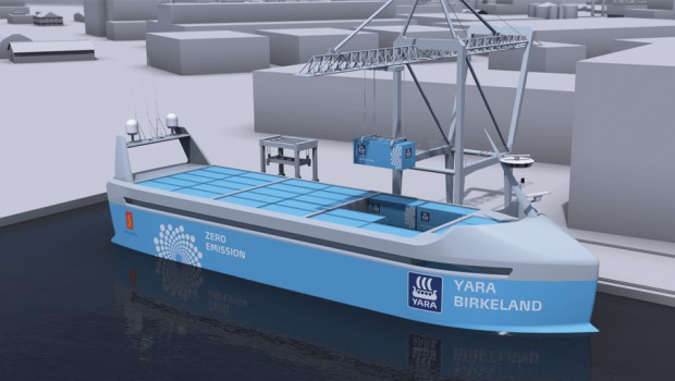 Norway to build first zero-emission vessel