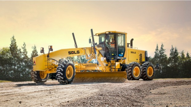 SDLG introduces new variable horsepower graders