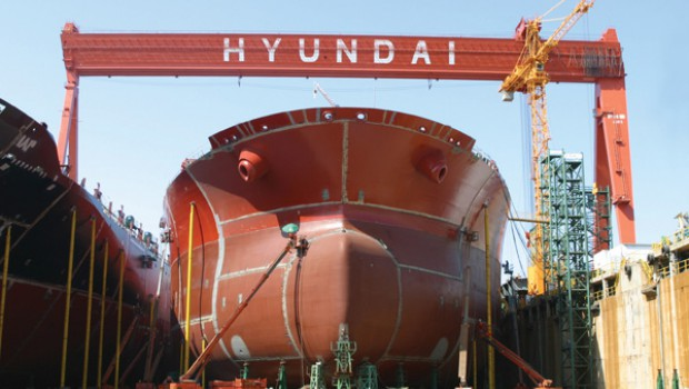 Construction of $5.2bn shipyard in Saudi Arabia