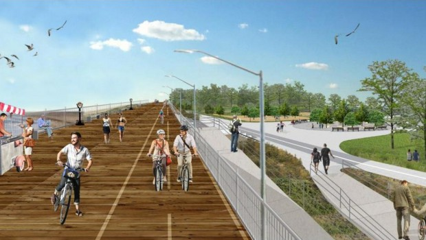 $151M elevated promenade to improve coastal resilience in New York